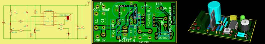 Groovy Metal Detector Circuit Wiring Digital Resources Cettecompassionincorg